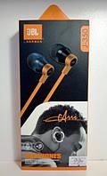 Проводные вакуумные наушники JBL J-350 EARPHONE с микрофоном