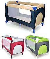 Детская кровать-манеж Moolino Happy, фото 1