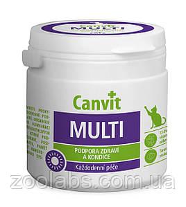Витамины для кошек Canvit Multi (100 шт)