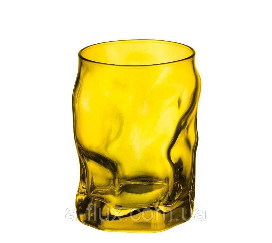 Набор стаканов 300 мл (3 шт) Sorgente Gialo Bormioli Rocco