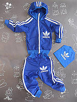 Детский спортивный костюм для мальчика на рост 74-122 см