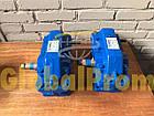 Цилиндрический редуктор Ц2У-125, цилиндрический двухступенчатый редуктор, Ц2У 125, редуктор Ц2У, фото 2
