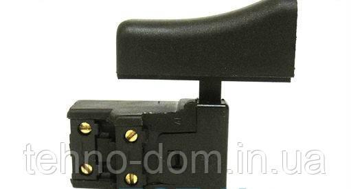 Кнопка-выключатель перфоратора Bautec 1500