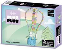 Конструктор Plus-Plus Mini Пастельный. Воздушный шар PP-3735 Разноцветный (1869458)
