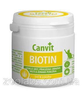 Биотин для кошек Canvit Biotin (100 шт), фото 2