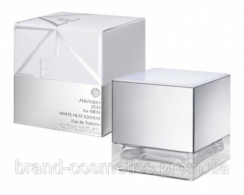 Мужская туалетная вода Shiseido Zen White Heat Edition 50 мл