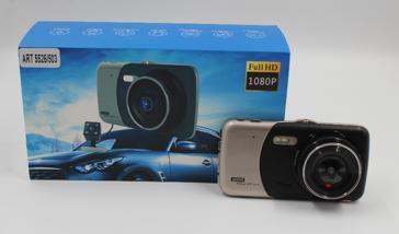 DVR CT 503 1080P 4'' с двумя камерами