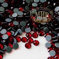 Камешки горячей фиксации Xirius Crystals, цвет Dark Siam ss20 (4.6-4.8mm), 100шт