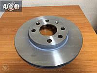 Тормозной диск передний Chevrolet Aveo T200, T250 2003-->2011 Remsa (Испания) 6061.10