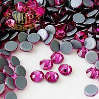 Стразы Xirius Crystals (Hotfix), цвет Fuchsia, ss20 (4.6-4.8mm), 100шт