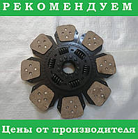 Диск сцепления DEUTZ (Дойц) ХТЗ-17021, ХТЗ-16131-03, ХТЗ-121 (лепестковый)