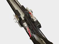 DoorHan SWING-5000PRO привода с концевиками для распашных ворот (створка до 5 м), фото 6