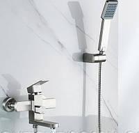 Змішувач для ванни з коротким виливом з нержавіючої сталі (SUS304) SANTEP 546, фото 1