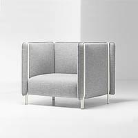 Кресло -Силенцио-. Кресло для кафе, ресторана, кальянной на металличком каркасе.