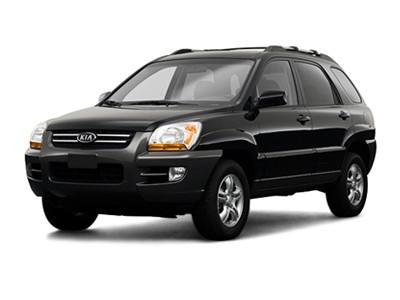 Автомобильные стекла для KIA SPORTAGE 2004-