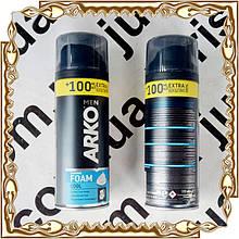 Пенка для бритья ARKO Foam Cool 300 мл.