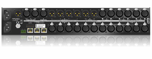 MX36 - система подключения и быстрого переключения между консолями