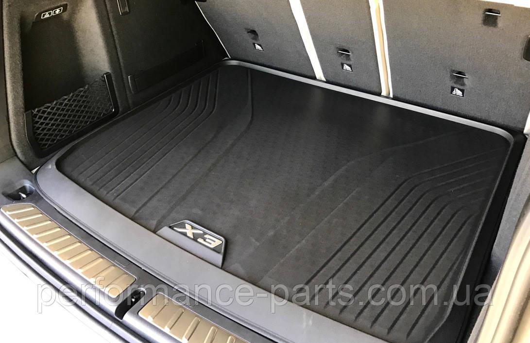 Килимок для багажного відділення BMW X3 (G01) (51472450516)