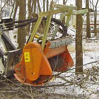 Дробарка на міні-навантажувачі Seppi Midiforst MT, фото 1