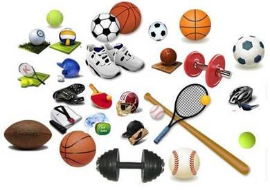 Спорт-товари для дітей і дорослих