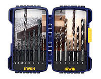 Набор свёрл CORDLESS PRO DRILL SET COMBI 15 шт. IRWIN 10503993 (США)