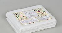 Одноразовые простыни в пачке Спанбонд Panni Mlada 20 г/м² 0,8x2 м 20 ШТ/УП Белые, фото 1