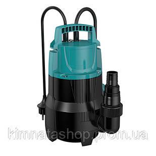 Насос дренажний садовий 0.4 кВт Hmax 5.5 м Qmax 150л/мін LEO (773242)
