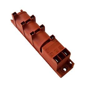 Блок электроподжига для газовой плиты WAC-6A универсальный