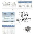 Насос відцентровий самовсмоктуючий 0.3 кВт Hmax 35м Qmax 45л/хв LEO 3.0 (775381), фото 2