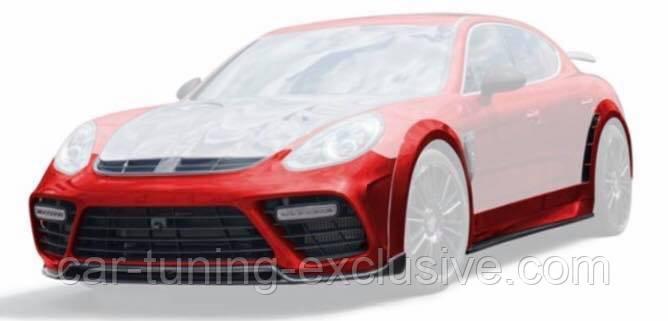 MANSORY Wide body kit for Porsche Panamera