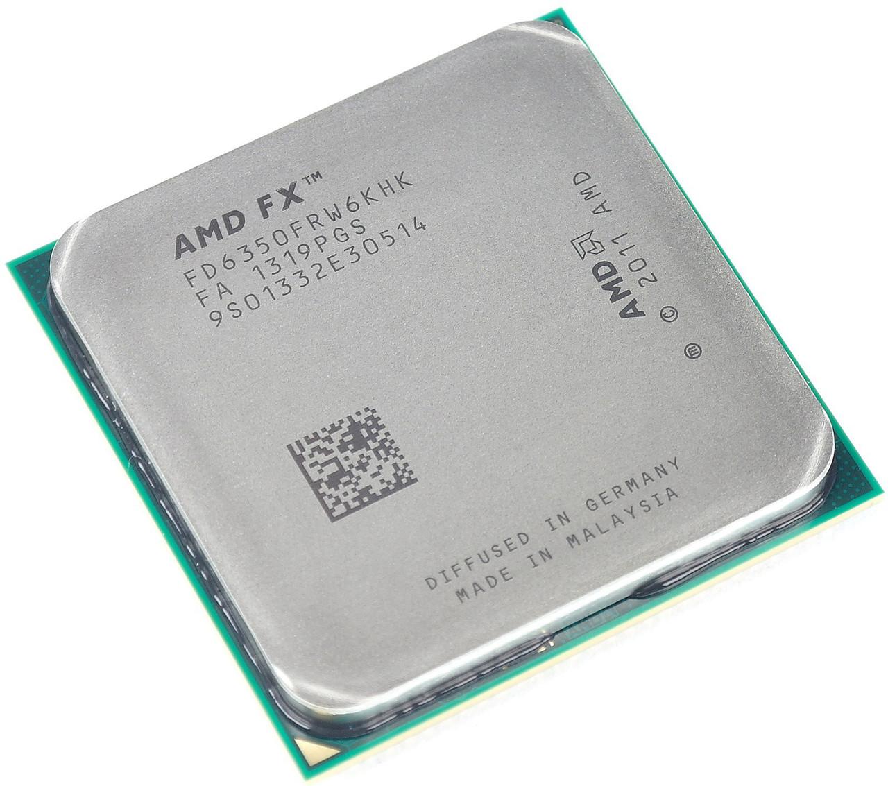Процессор AMD FX-6350 FD6350FRHKBOX Socket AM3+ 3,9 ГГц Б/У
