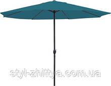 Садовий зонт 4м з центральною стінкою