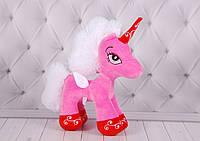 Мягкая игрушка Пегас, плюшевая лошадка, пони, фото 1