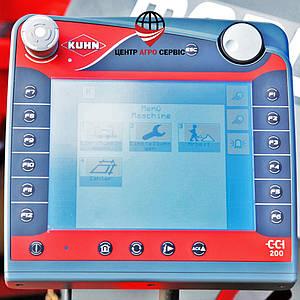 Термінал CCI 200 KUHN (ISOBUS)