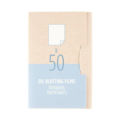 The Face Shop Oil Blotting Film Плівка для зняття жирного блиску