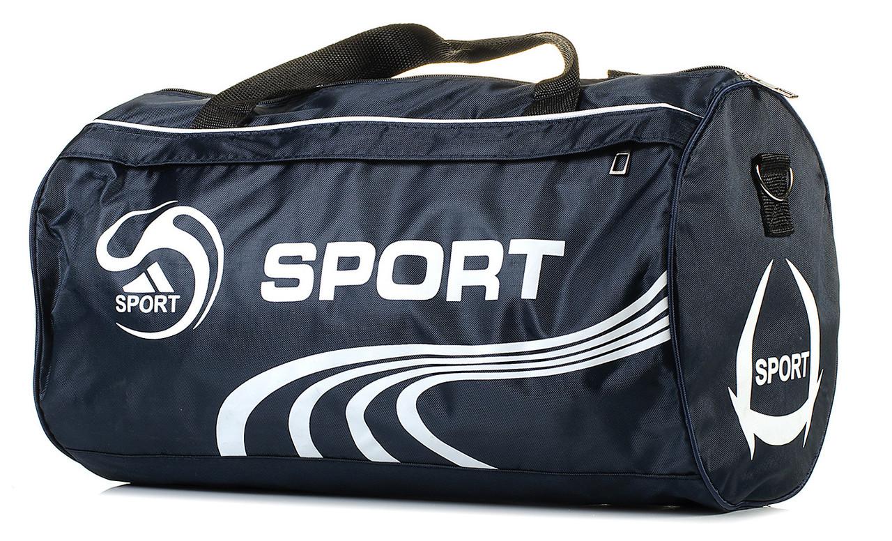 Спортивная сумка из ткани BR-S 998228269 черная