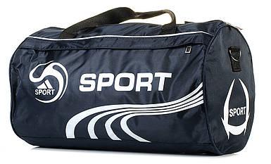 Спортивна сумка з тканини BR-S 998228269 чорна