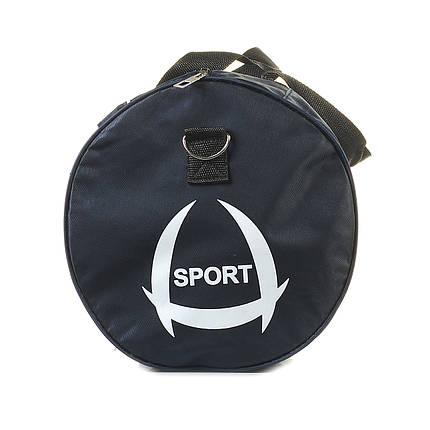 Спортивная сумка из ткани BR-S 998228269 черная, фото 2