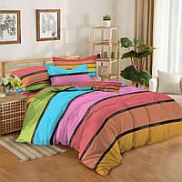 Комплект постельного белья семейный сатин 100% хлопок.(арт.12191)