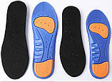 Стельки обрезные для спортивной обуви HM Run до 25 см, фото 8