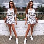 Женский летний ромпер/комбинезон (в расцветках), фото 2