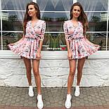 Женский летний ромпер/комбинезон (в расцветках), фото 8