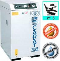 Компрессор безмаслянный медицинский NEW CARAT 254/EM FIAC (на 3 установки)