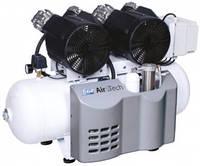 Компрессор безмаслянный медицинский AIR-TECH 500 ES FIAC (на 5 установок)