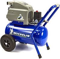 Компрессор поршневой прямоприводный MICHELIN MCX 24 (ресивер 24 л, пр-сть 170 л/мин)