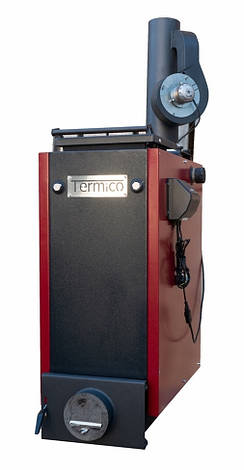 Котел Холмова Премиум с автоматикой и дымососом Termico КДГ 16 кВт Сталь 5мм!!!, фото 2