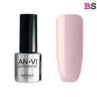 Гель - лак ANVI для нігтів 9мл № 158