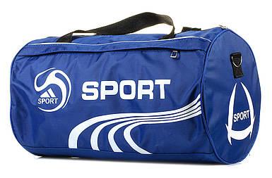 Мужская спортивная сумка (чоловіча спортивна сумка) синяя 998251265
