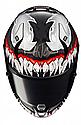 Мотошлем Hjc RPHA-11 Venom 2 Marvel Limited, фото 2