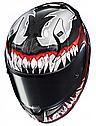 Мотошлем Hjc RPHA-11 Venom 2 Marvel Limited, фото 4